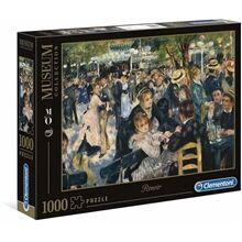 Clementoni Puslespill 1000 Deler Renoir Dance Le Moulin