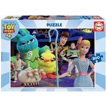 Educa Puslespill 200 Deler Toy Story 4