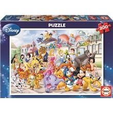 Educa Puslespill 200 Deler Disney Parade