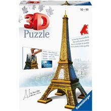 Ravensburger Puslespill bygning 3D - Eiffeltårnet