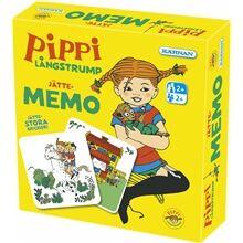 Egmont Kärnan Gigamemo Pippi Langstrømpe