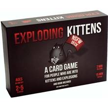 Enigma Exploding Kittens Nordic NSFW Edition