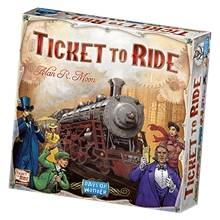 Days of Wonder Ticket to Ride USA SE