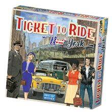 Days of Wonder Ticket To Ride New York Nordic