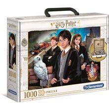 Clementoni Puslespill 1000 Deler Veske Harry Potter
