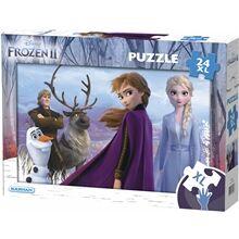 Egmont Kärnan Disney Frozen 2 XL Puslepill