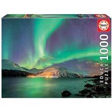 Educa Puslespill 1000 Deler Northern Lights