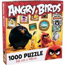 Martinex Angry Birds Puslespill 1000 Deler