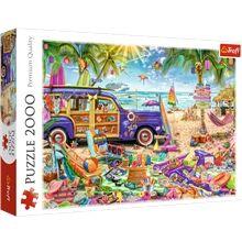 Trefl Puslespill 2000 Deler Tropical Holidays