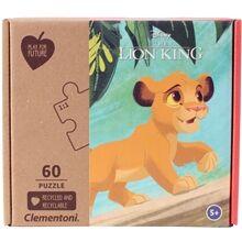 Clementoni Puslespill 60 deler Lion King