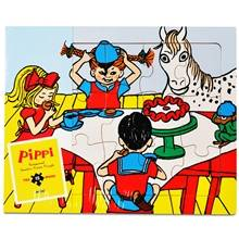 Micki Pippi Rammepuslespill 15 Bite