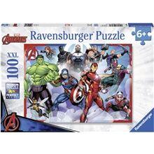 Ravensburger Puslespill XXL 100 deler The Avengers