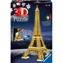 Ravensburger Puslespill 3D Eiffel Tower N.Edition