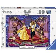 Ravensburger Puslespill 1000 Deler Beauty and The Beast