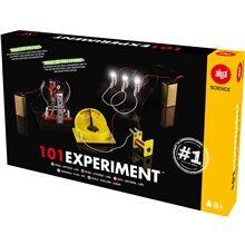 Alga 101 Eksperiment