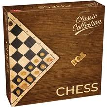Tactic Chess - Wooden Game