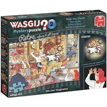 Jumbo Wasgij Mystery #2 Retro