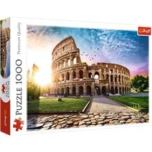 Trefl Puslespill 1000 deler - Sundrenched Colosseum