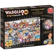 Jumbo Wasgij Original #28 Dropping The Weight