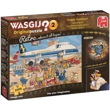 Jumbo Wasgij Original #2 Retro Happy Holidays