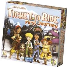 Days of Wonder Ticket To Ride First Journey SE