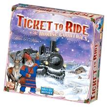 Days of Wonder Ticket To Ride Nordic Countries SE