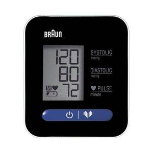 24hshop Braun ExactFit 1 BUA5000 Blodtrycksmätare