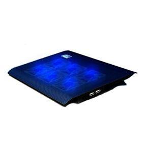 24hshop Laptop kjøleplate med Neonlys