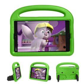 24hshop Beskyttelsedeksel med stativ til Huawei MediaPad M3 8.4 for barn Grønn