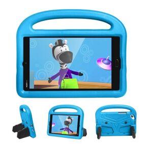 24hshop Beskyttelsedeksel med stativ til Huawei MediaPad M3 8 for barn Blå