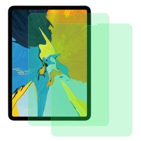 24hshop 2-pk Temperert skjermbeskyttelse med blålysfilter til iPad Pro 11 (2020)