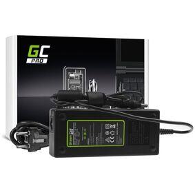 24hshop Green Cell PRO lader / AC Adapter til Asus G56 G60 K7319V 6.3A 120W