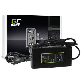24hshop Green Cell PRO lader / AC Adapter til HP EliteBook 8530p 8530w-19.5V 7.7A 1