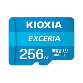 24hshop Kioxia EXERCIA MicroSDXC - 256GB