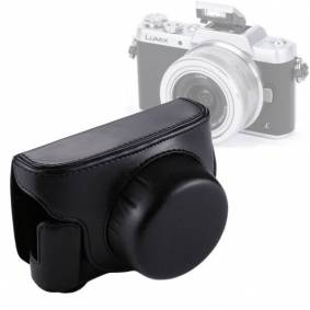 24hshop Kameraveske/kamerafutteral for Panasonic Lumix GF7 / GF8 / GF9