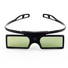 24hshop Aktive 3D-briller - kompatible med G15-DLP 3D