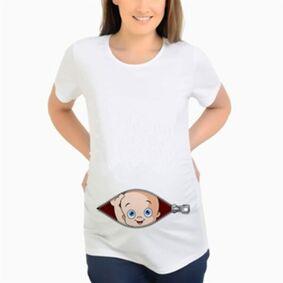 24hshop Morsom Baby T-Skjorte - Str M