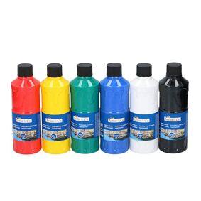 24hshop Temperafarge i 6 ulike farger