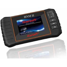 24hshop iCarsoft HNM II til Honda / Mazda / Mitsubishi / Nissan / Subaru