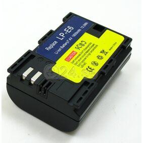 24hshop Batteri Canon LP-E6