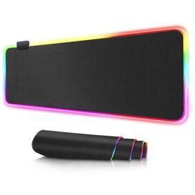 24hshop Gaming Musematte RGB 90x40