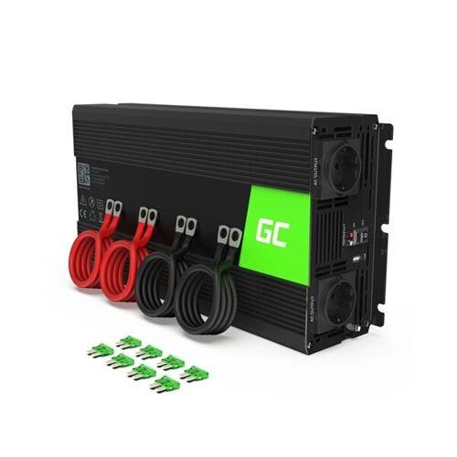 24hshop Green Cell Voltage Car I...