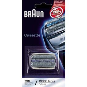 Braun Series 7 70S Barberhode