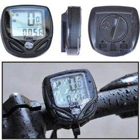 24hshop Vanntett trådløs Sykkeldatamaskin