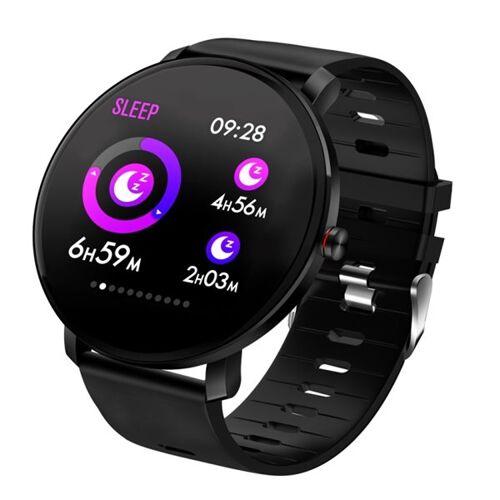24hshop K9 Smartwatch IP68 Svart