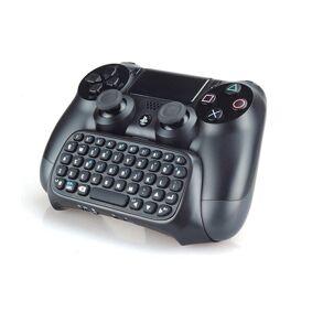 24hshop Trådløst tangentbord Playstation 4 / PS4