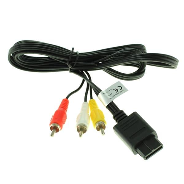 24hshop Videokabel til Nintendo SNES / N64 / GameCube