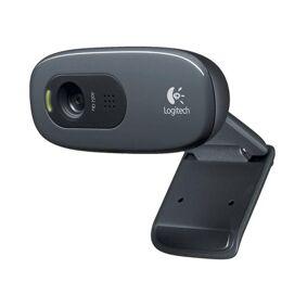 24hshop Logitech HD Webkamera C270