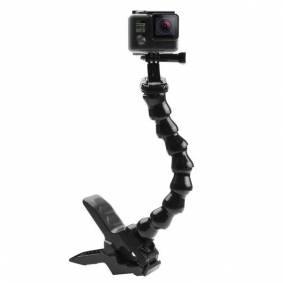 24hshop Fleksibel svanehals brakett GoPro HERO