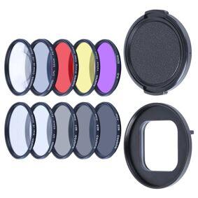 24hshop Set med ND, CPL och UV-filter till GoPro HERO9 Black
